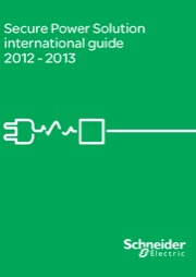 1_Secure Power Solution International guide 2012-2013