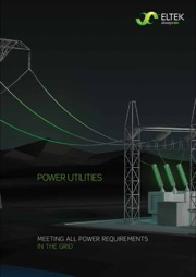 Eltek POWER utilities solution