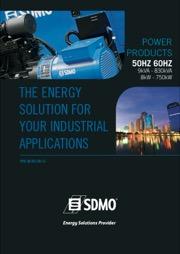 Power products GENSET 9kVA-800 kVA