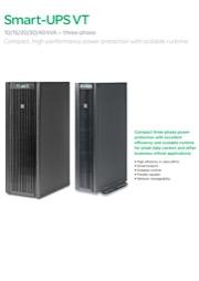 Smart-UPS VT 10-40 kVA